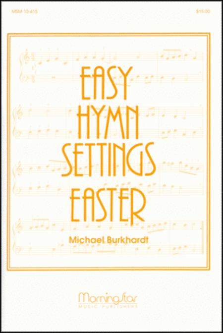 Easy Hymn Settings- Easter