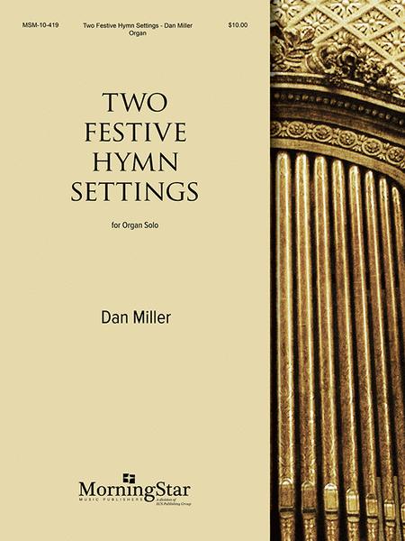 Two Festive Hymn Settings