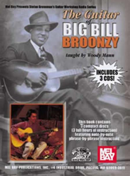 Guitar of Big Bill Broonzy