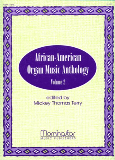 African-American Organ Music Anthology, Volume 2