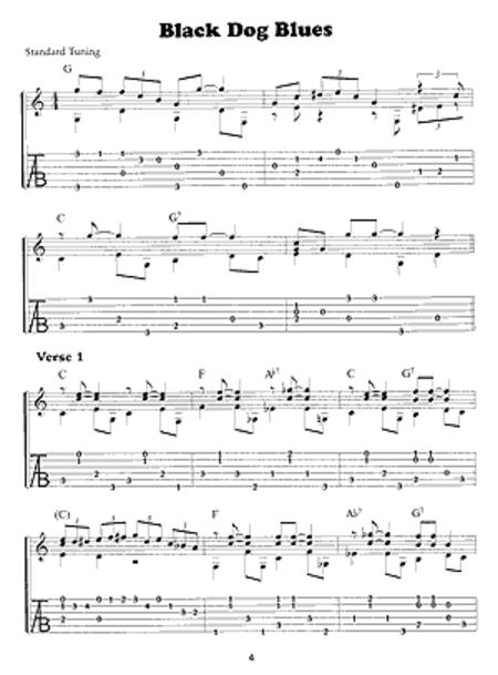 Guitar of Blind Blake