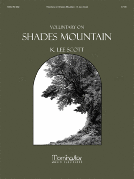 Voluntary on Shades Mountain