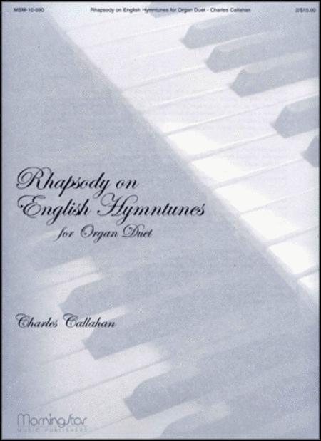 Rhapsody on English Hymntunes (Organ Duet)