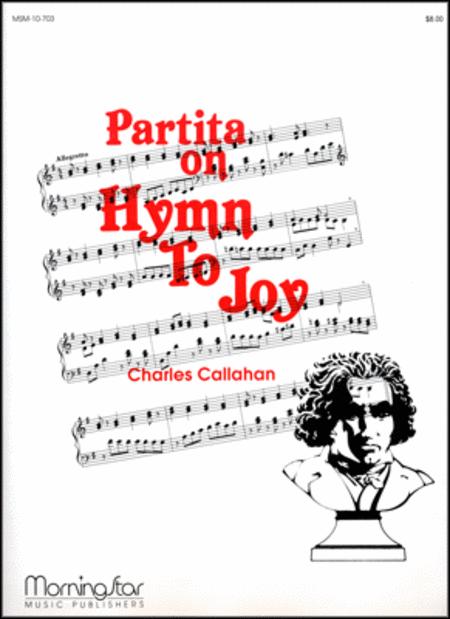 Partita on Hymn to Joy