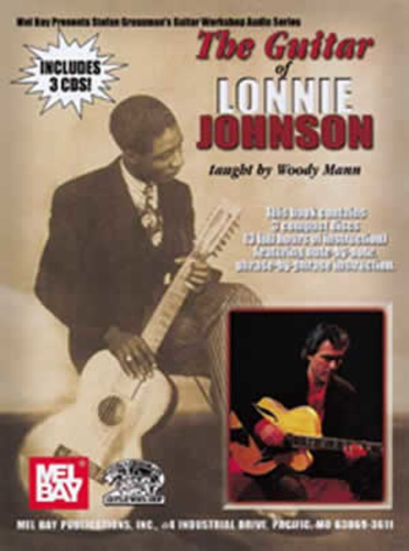 Guitar of Lonnie Johnson