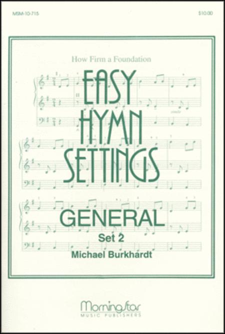 Easy Hymn Settings-General: Set 2