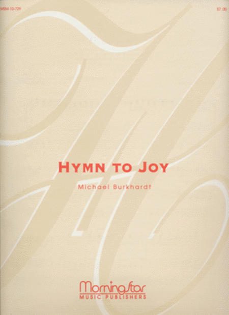 Voluntary on Hymn to Joy
