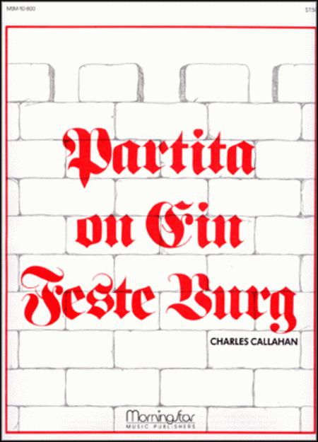Partita on Ein feste Burg