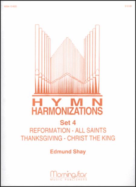 Hymn Harmonizations, Set 4