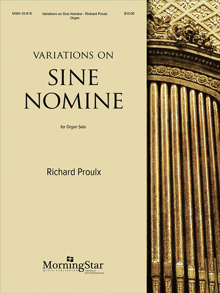 Variations on Sine Nomine