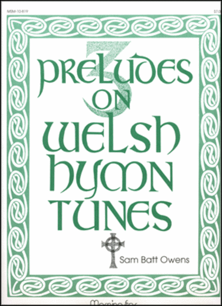 Three Preludes on Welsh Hymn Tunes