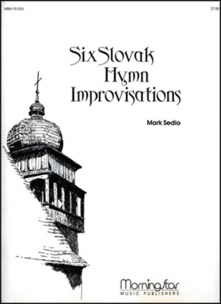 Six Slovak Hymn Improvisations