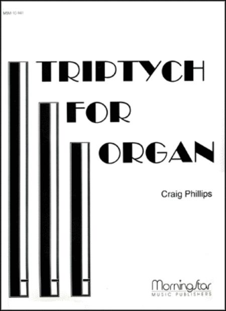 Triptych for Organ