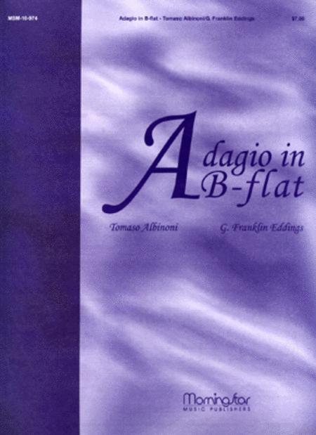 Adagio in B-Flat