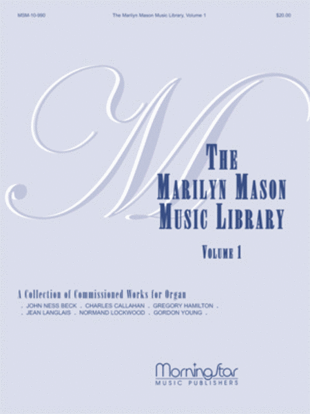 Marilyn Mason Music Library, Volume. 1