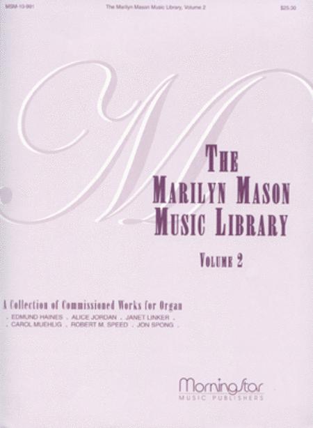 Marilyn Mason Music Library, Volume 2