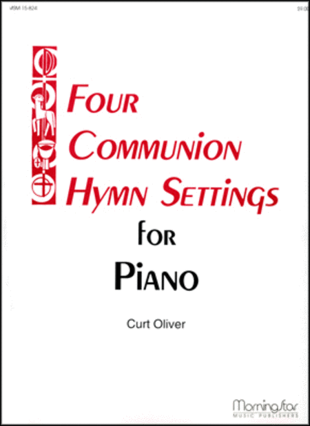Four Communion Hymn Settings for Piano, Set 1