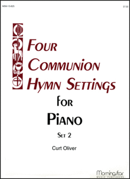 Four Communion Hymn Settings for Piano, Set 2