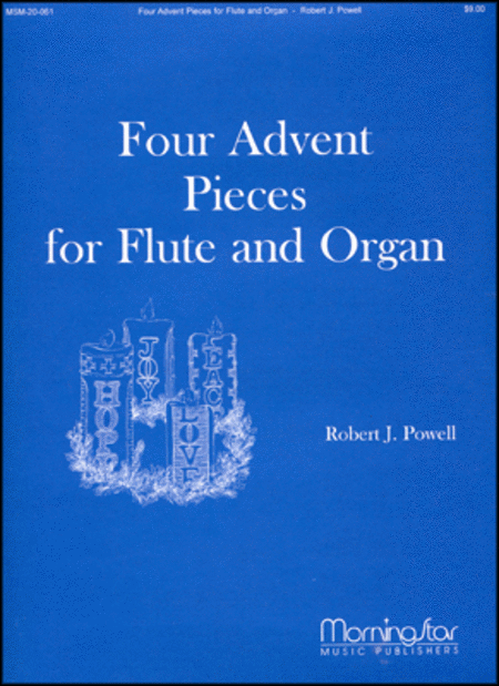 Four Advent Pieces for Flute and Organ