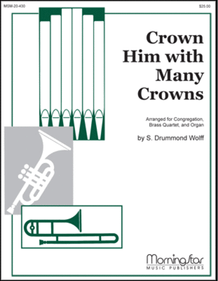 Crown Him with Many Crowns (Diademata)