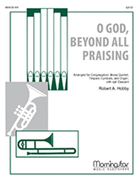 O God, Beyond All Praising (Thaxted)