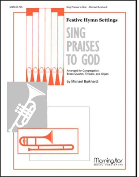 Sing Praises to God (Festive Hymn Setting) (Laudate Dominum)