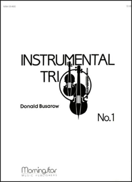 Instrumental Trio No. 1 (Sesqui Quatra)