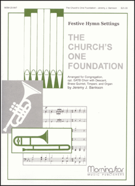 The Church's One Foundation (Aurelia)