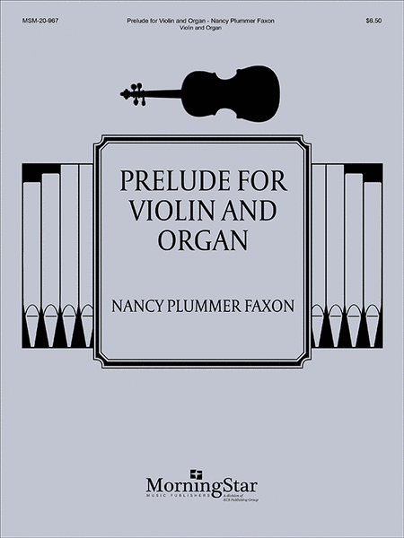 Prelude for Violin and Organ