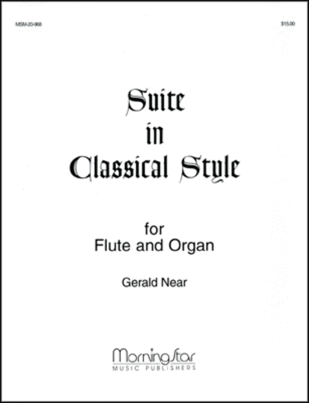 Suite in Classical Style