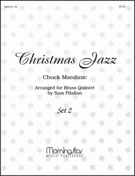 Christmas Jazz for Brass Quintet, Set 2