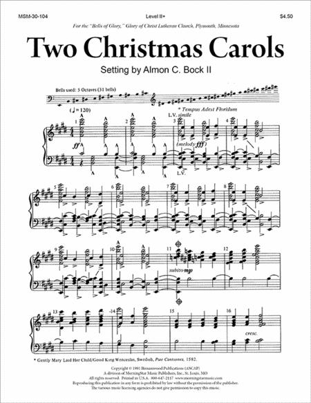 Two Christmas Carols