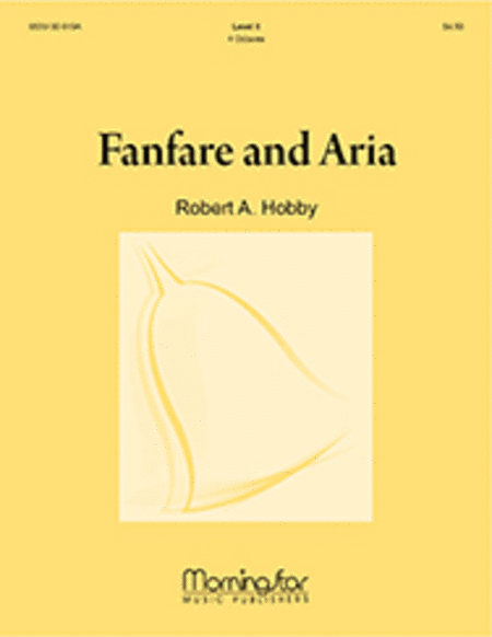 Fanfare and Aria (Handbell Score)