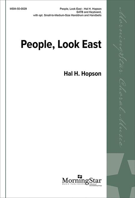 People, Look East (Choral Score)