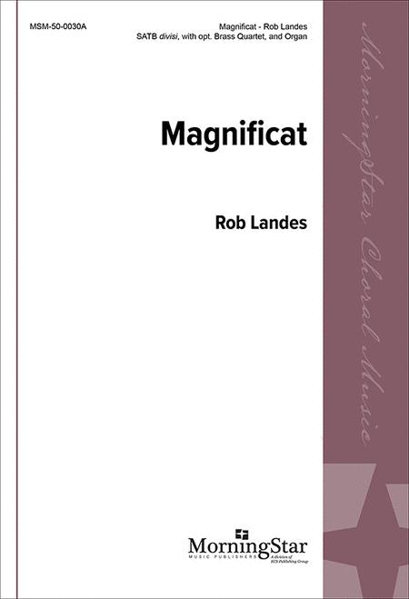 Magnificat (Choral Score)