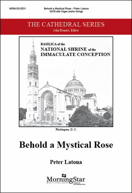 Behold a Mystical Rose (Choral Score)