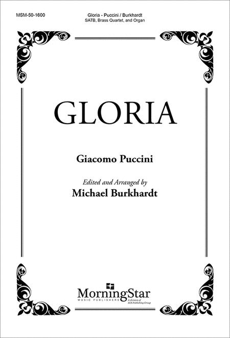 Gloria (Choral Score)