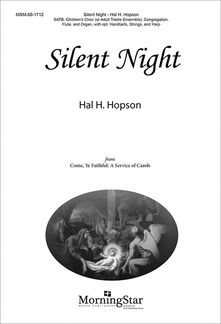 Silent Night  (Choral Score)