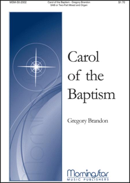 Carol of the Baptism
