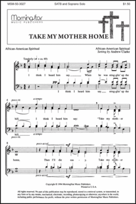 Take My Mother Home