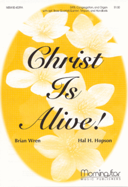 Christ Is Alive! (Full Score)