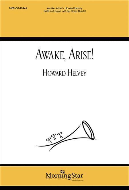 Awake, Arise! (Choral Score)