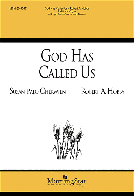 God Has Called Us (Choral Score)