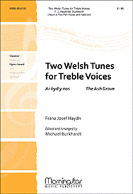 Two Welsh Tunes for Treble Voices