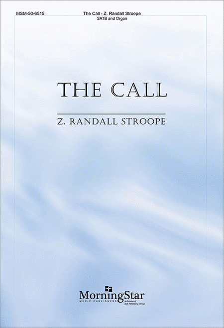The Call (Choral Score)