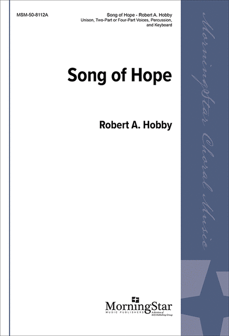 Song of Hope (Choral Score)