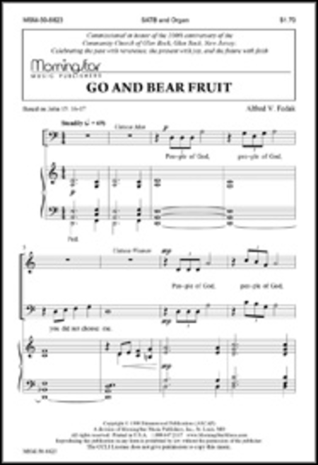 Go and Bear Fruit