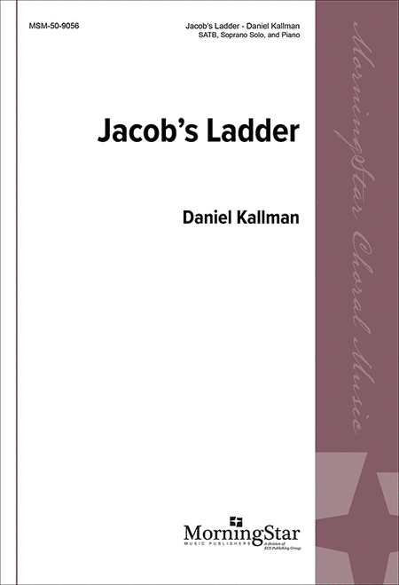 Jacob's Ladder (Choral Score)