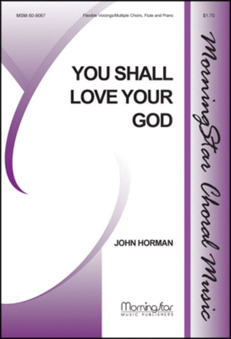 You Shall Love Your God