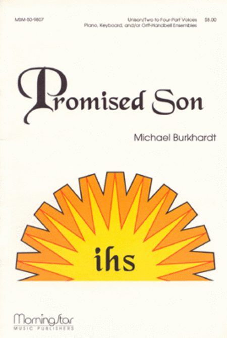 Promised Son (Choral Score)